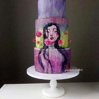 Pink - Cake by Jens bakey cakey
