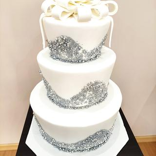 Wedding cake - Cake by Aish Sweet Life