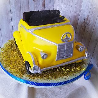 Mercedes cake lactose free