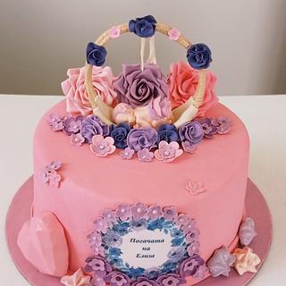 Baby cake - Cake by BoryanaKostadinova