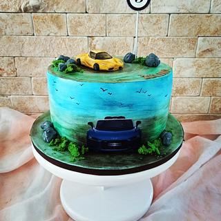 Car cake 🚘