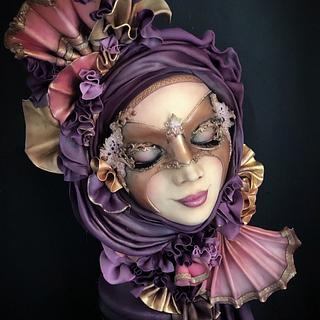 Venice Carnival Collaboration 2020