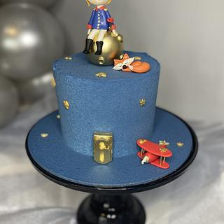 Le petit prince - Cake by Silvia Gundová