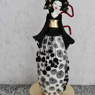Woman's cake - Cake by tomima