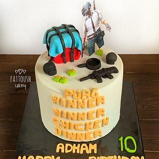 Pubg cake - Cake by Fattoush