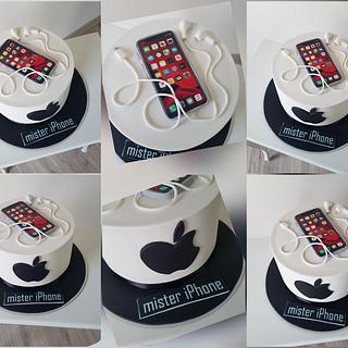🎧📱 - Cake by MarinaM