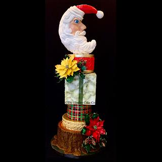 Happy holidays! - Cake by The Elusive Cake Company