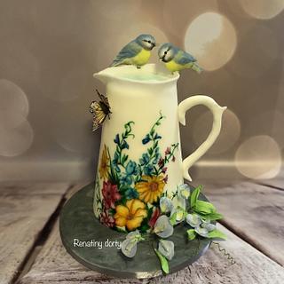Cake full of life - Cake by Renatiny dorty