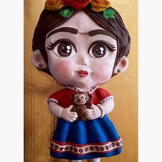 Little Frida Cake
