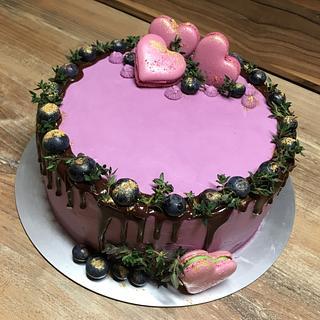 Glutenfree cake - Cake by paja22