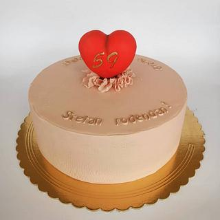 2 in 1 Marriage Anniversary and Birthday