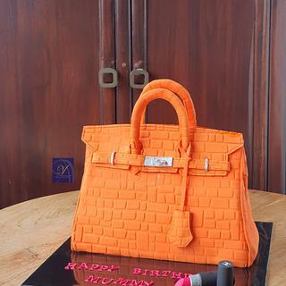 Luxury Birkin Hermes bag