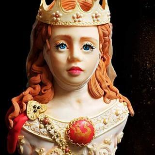 Queen Aliénor d'Aquitaine