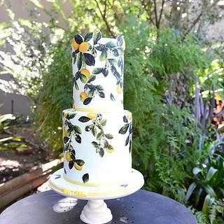 Lemon Fresh - Cake by Lulubelle's Bakes