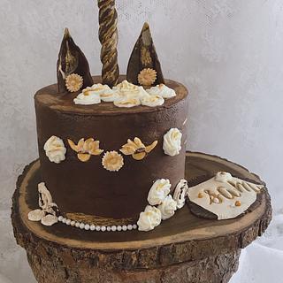"Unicorn Birthday Cake  - Cake by June (""Clarky's Cakes"")"
