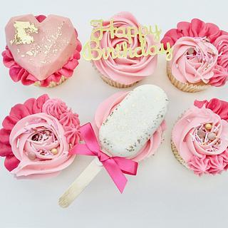 Cakesicles Cupcakes