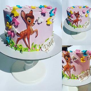 Bambi cake  - Cake by Ivona Jordaković