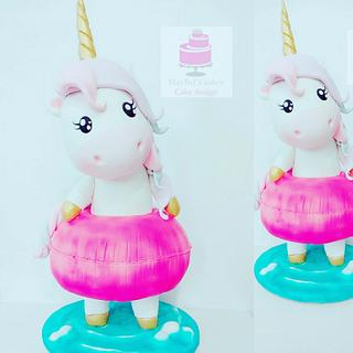 Unicorn In the sea