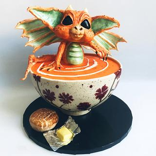 'Pumpkin' Soup Dragon