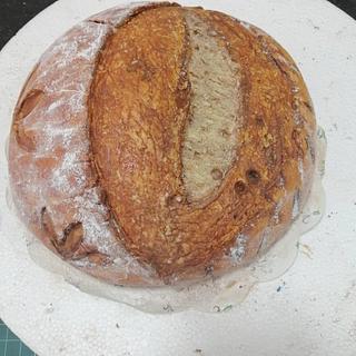 Bread cake - Cake by Dilek Dağlı