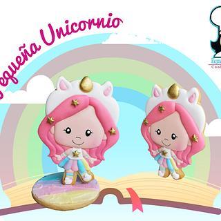 little unicorn - Cake by NanitaPachita_AnaBorja