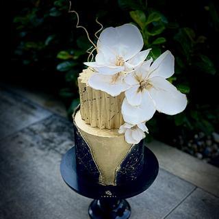 Elegant cake - Cake by 59 sweets