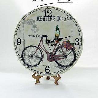 Reloj  - Cake by Solana Falletti (Sol)