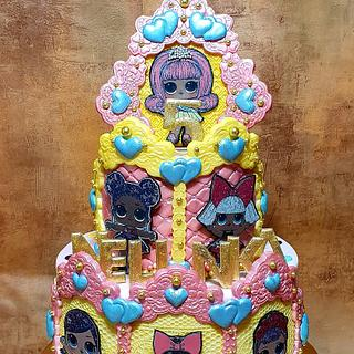 Wedding cake lol