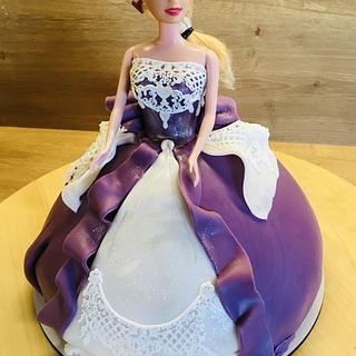 Princess cake - Cake by VVDesserts