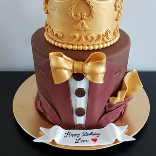 The king of the house - Cake by ImagineCakes