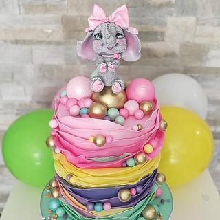 Cute Cake - Cake by Tanya Shengarova