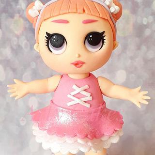 Lol surprise doll figure