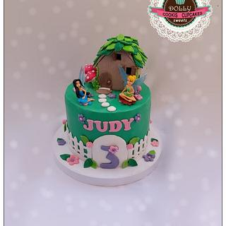 Tinker bill cake  - Cake by Dolly Hamada