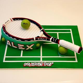 Teniscake
