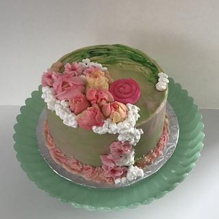 "Happy Mother's Day - Cake by June (""Clarky's Cakes"")"