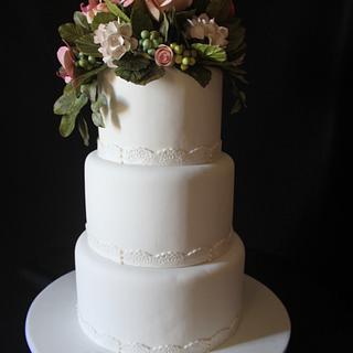 Wedding Cake - Cake by Carol Pato