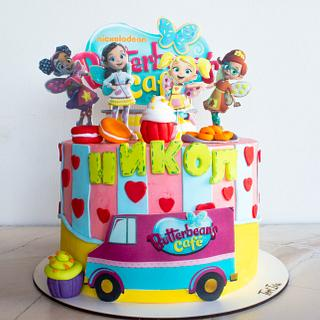 Butterbean's Cafe cake - Cake by TortIva
