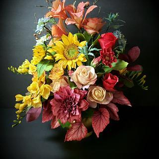 Bouquet 💐.