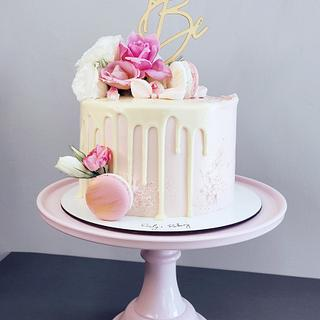 Bride To Be  - Cake by Emily's Bakery