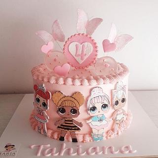 L.O.L cake - Cake by Maria de las Mercedes