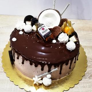 Cake for gentleman  - Cake by TinkyCake