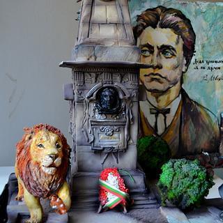 Monument to Vasil Levski - Cake by Tanya Shengarova