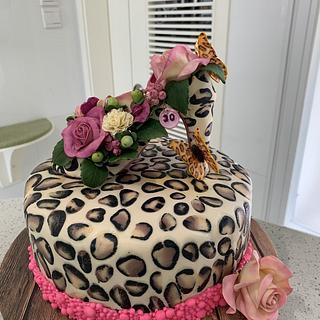 Birthday cake - Cake by alek0