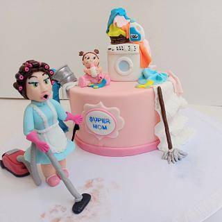 Housewife - Cake by Maysa