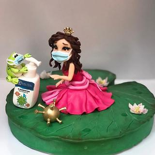 Frog prince today