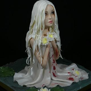 RUSALKA - Cake by Olina Wolfs