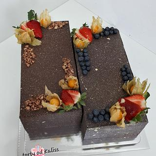 Bday  cake dessert