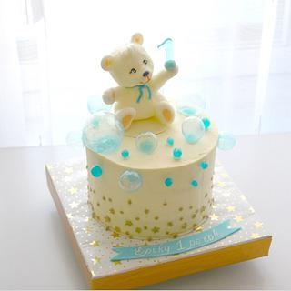bear cake - Cake by OxanaS