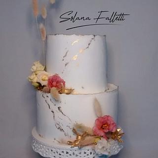 15 años  - Cake by Solana Falletti (Sol)