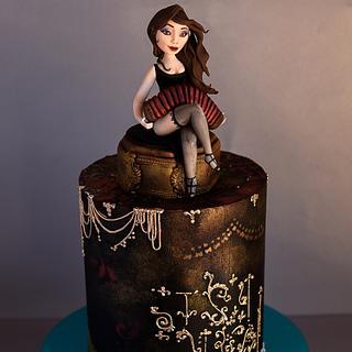 Milongas para recordar. - Cake by Sayi Congregado